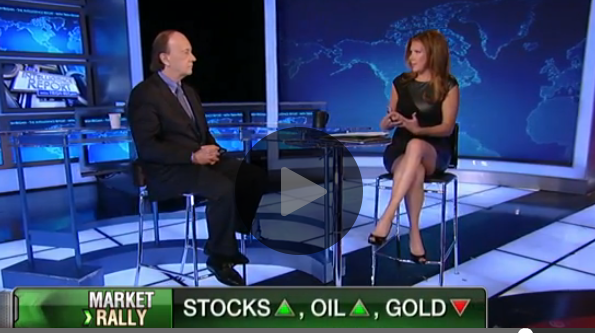 Jim Rickards interview w/ Fox Business June 2016